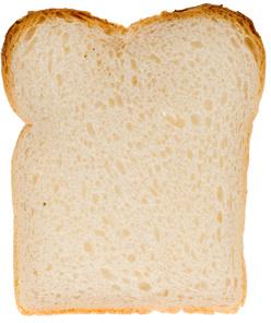 高級食パン1枚あたり約246kcal