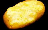 あげ焼きパン象の耳:チーズカルボナーラ