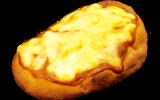 あげ焼きパン象の耳:焼きチーズデミグラスカレー